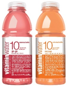 vitaminwater10 gogo and recoup