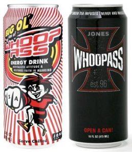 Jones WhoopAss Energy Drink