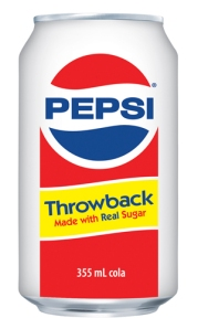Pepsi Throwback Canada