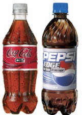 Coca-Cola C2 and Pepsi Edge